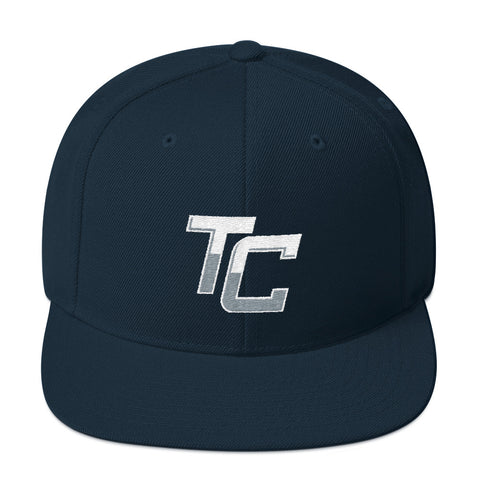 Team Coastal Lacrosse-Snapback Hat - Sports Parent Gear