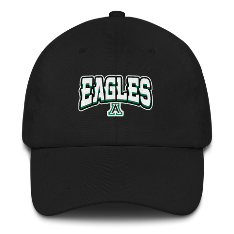 Alisal Eagles Dad Hat - Sports Parent Gear