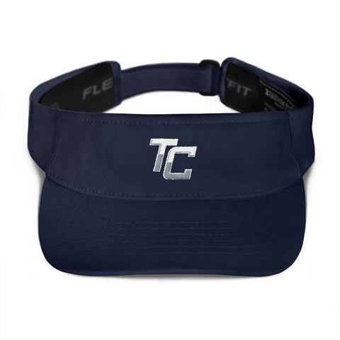 Team Coastal Lacrosse - Visor - Sports Parent Gear