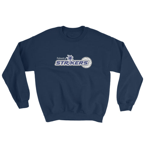 Sweatshirt Crewneck (Unisex)-Palmetto Strikers - Sports Parent Gear