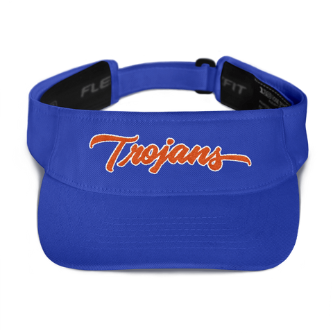 James Island Trojans Visor - Sports Parent Gear