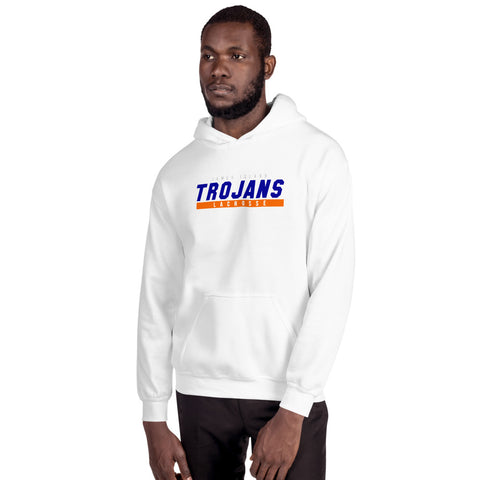 James Island Trojans- Lacrosse Unisex Hoodie - Sports Parent Gear