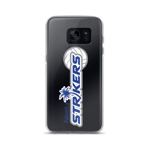 Samsung Galaxy Case-Palmetto Strikers - Sports Parent Gear