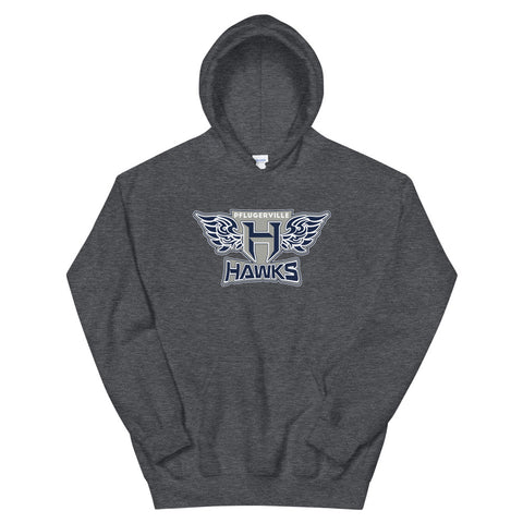 Pflugerville Hawks Hoodie (Unisex) - Sports Parent Gear