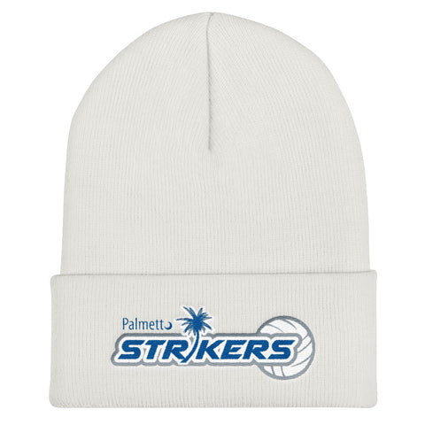 Cuffed Beanie-Palmetto Strikers - Sports Parent Gear