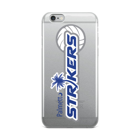 iPhone Case-Palmetto Strikers - Sports Parent Gear