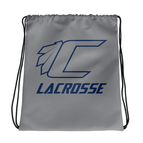 Cusabo Nation Lacrosse - Drawstring bag - Sports Parent Gear
