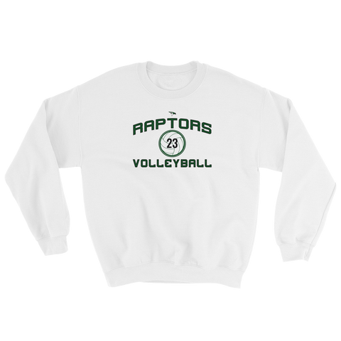 AMHS Raptors Volleyball Sweatshirt (Unisex) - Sports Parent Gear