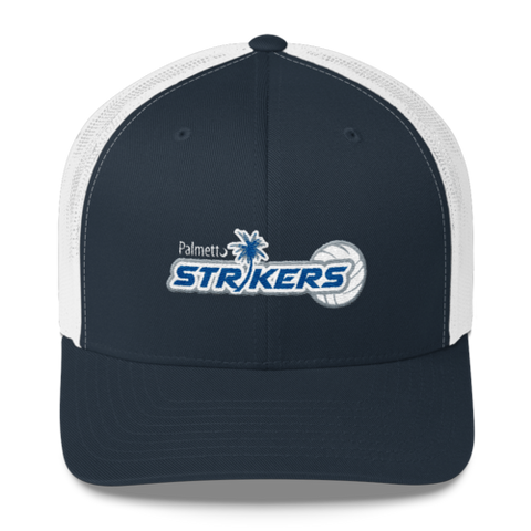 Trucker Cap-Palmetto Strikers - Sports Parent Gear