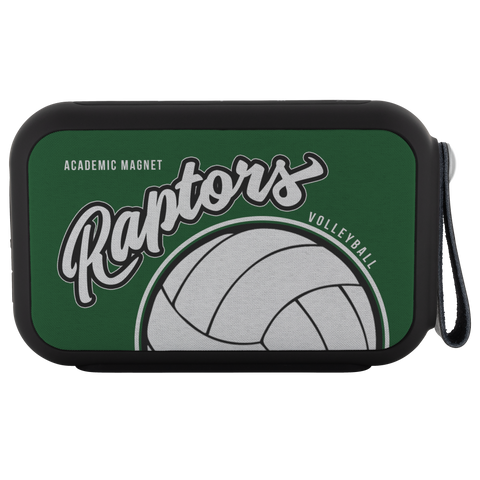 AMHS Raptors Custom Bluetooth Speaker - Sports Parent Gear