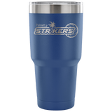 30 oz Tumbler-Palmetto Strikers - Sports Parent Gear