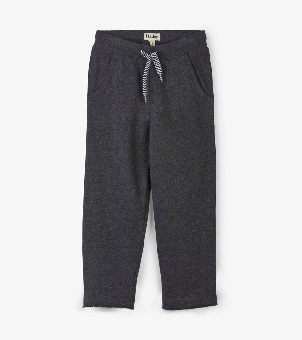 Hatley moonshadow fleece track pant