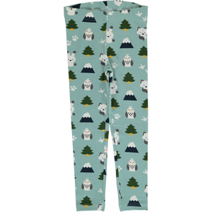 Maxomorra winter world leggings