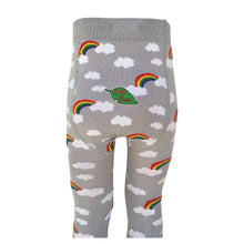 Slugs and Snails storm rainbow tights