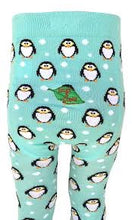 Slugs and Snails penguin chill tights