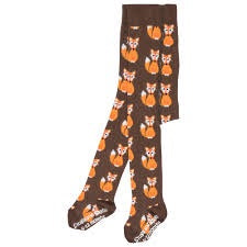 Slugs and Snails foxy fox tights