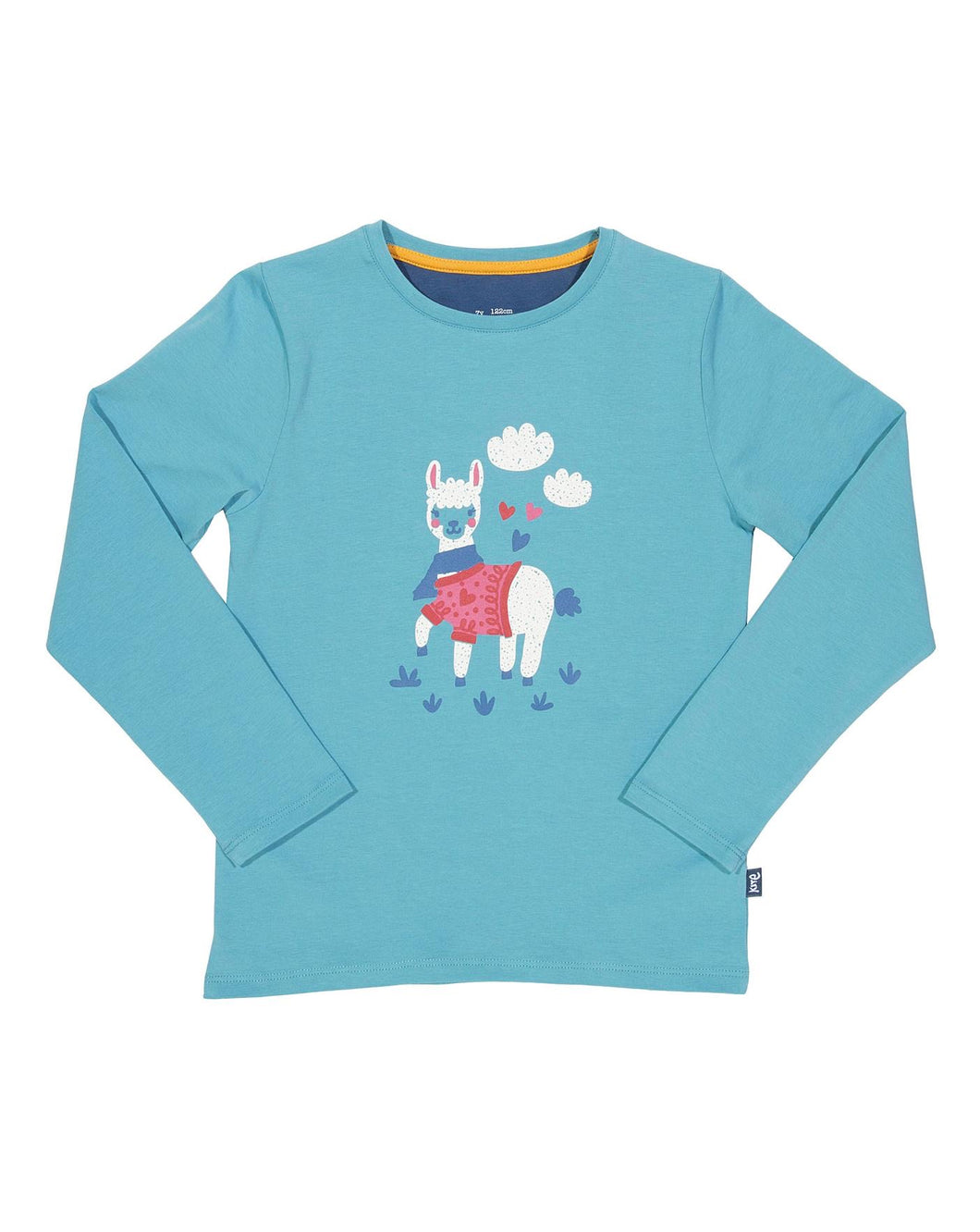Kite alpaca t shirt