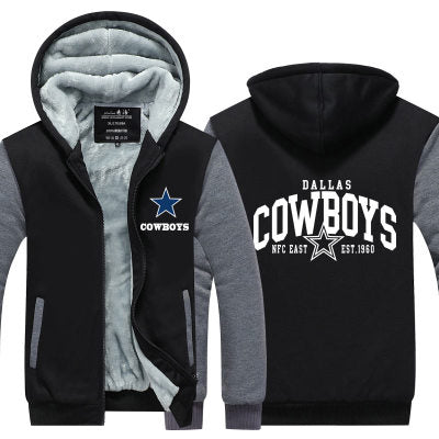 film dallas buyers club cosplay cow boys  Hooded Thick Zipper Sweatshirts Jackets and Coats Free shipping Winter hoodie cowboys