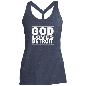 #GodLovesDetroit - Twist Back Tank Top