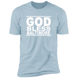 #GodBlessBaltimore - Men's Shortsleeve Tee