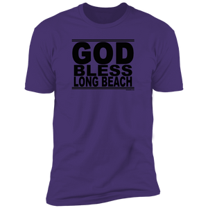 #GodBlessLongBeach - Men's Shortsleeve Tee