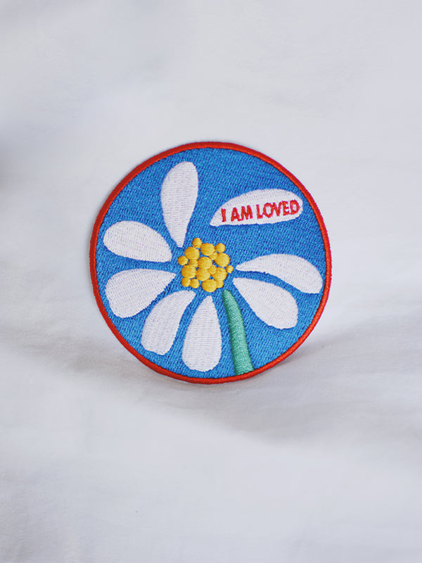 LOVED BADGE