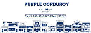 Support Small Business Saturday!