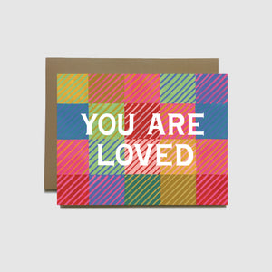 You Are Loved Card