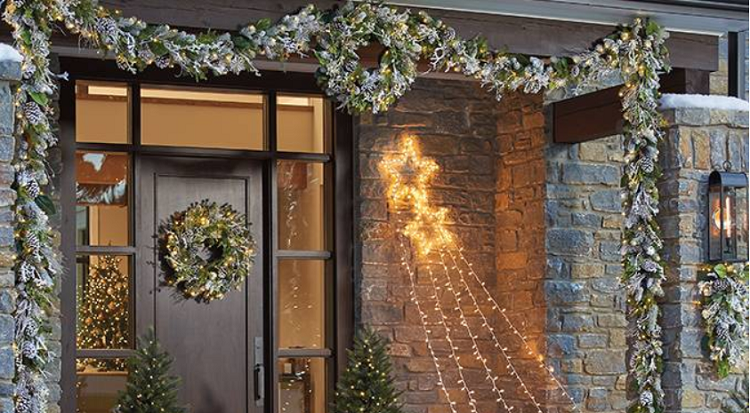 10 Unusual Christmas Decoration Ideas