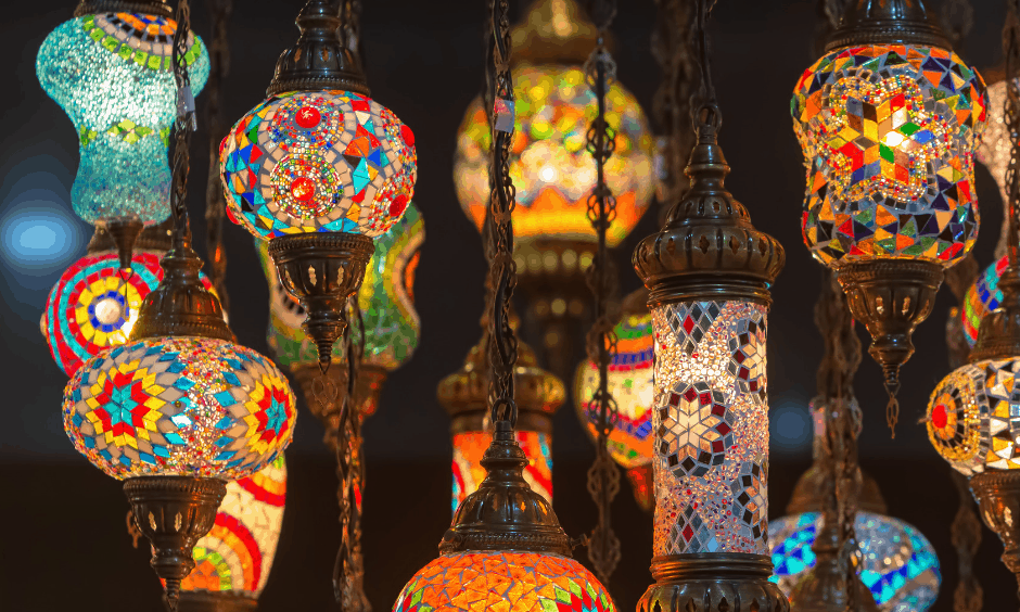 10 fancy Moroccan Lights of 2020 - Hanging Light, Ambient Lighting, Lamps