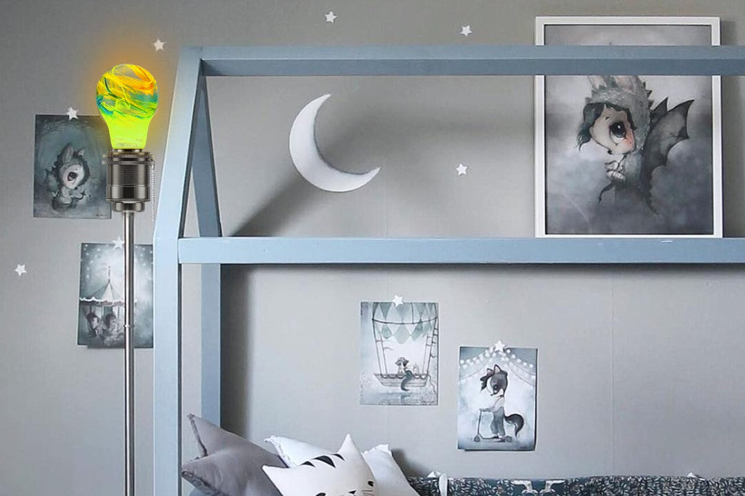 Awesome Children's Bedroom Decor Ideas