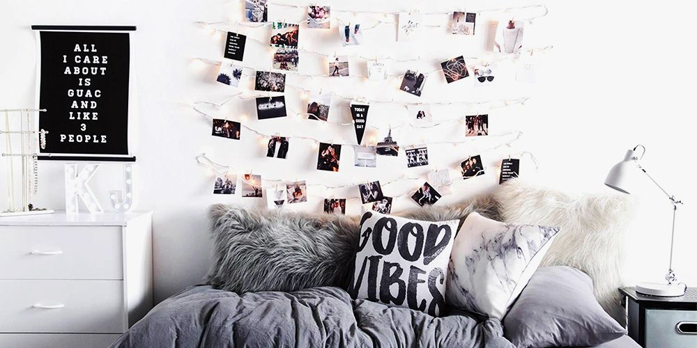 10 Creative Stylish Dorm Room Decoration Ideas