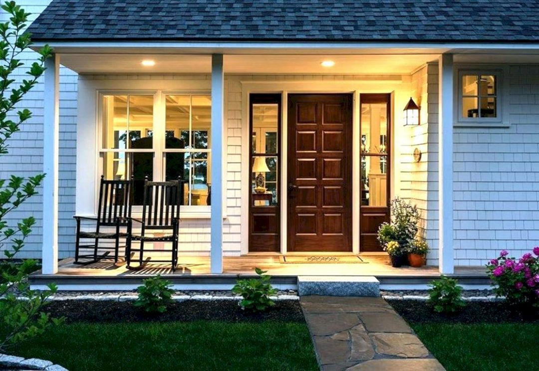 Front Porch Lighting Ideas & Tips