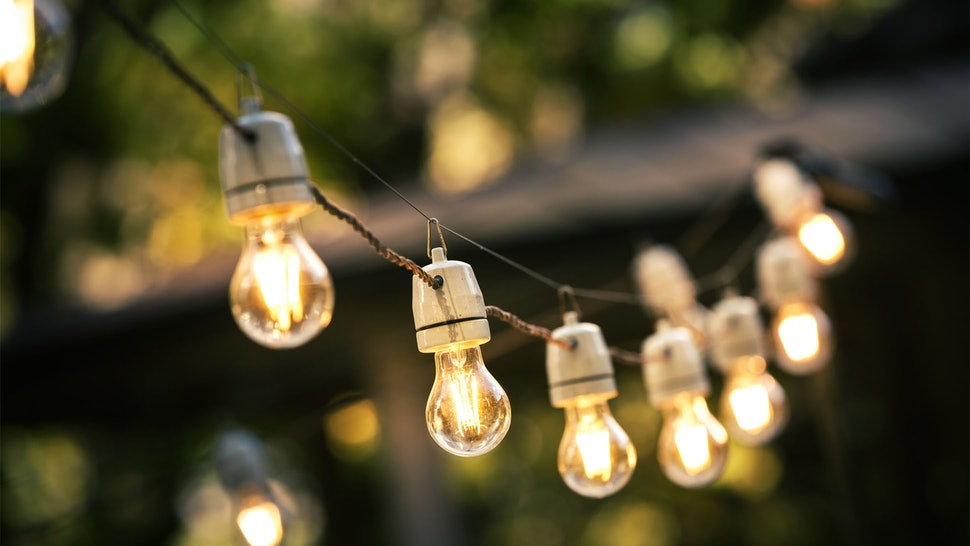 How to Safety Use and Protect Outdoor String Lights