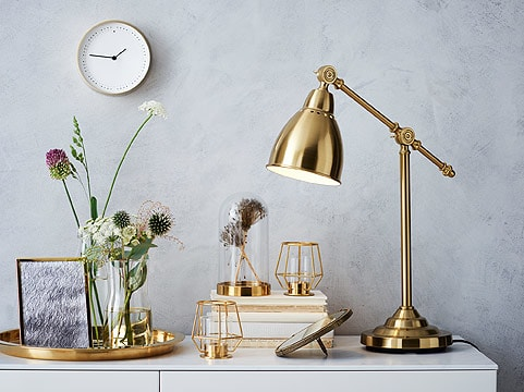 8 Stylish Desk Lamps For Productive Workplaces