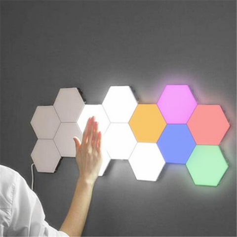 touch sensitive wall lamps