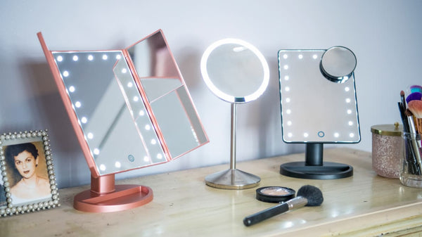 mirror lamp for makeup