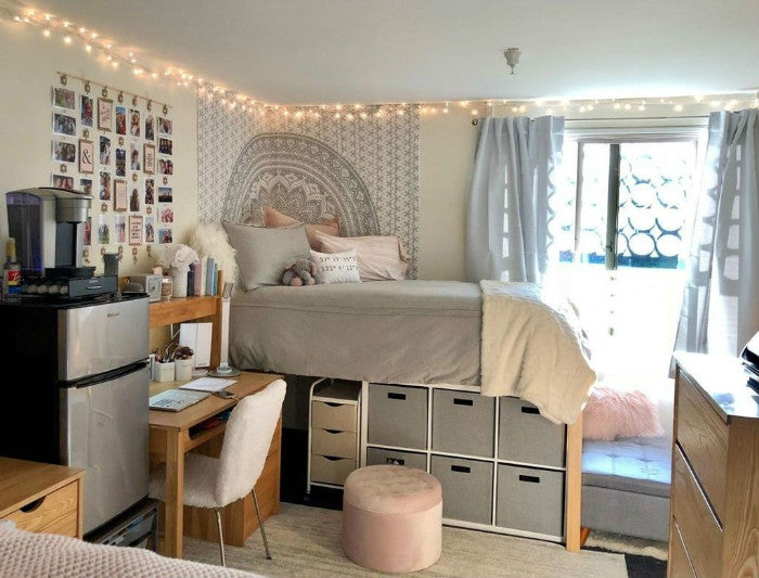 Easy Ways to Save Space in Your Dorm Room