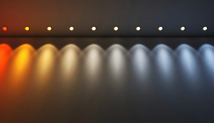 Lighting Color Temperature Strategies for the Home and Office