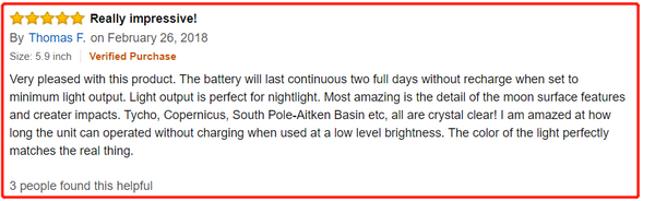 moon lamp reviews