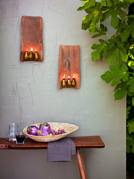 outdoor vintage lights