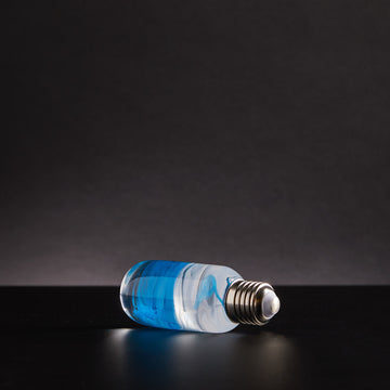 EP LIGHT LED Bulb, Personality Gifts - Blue Light