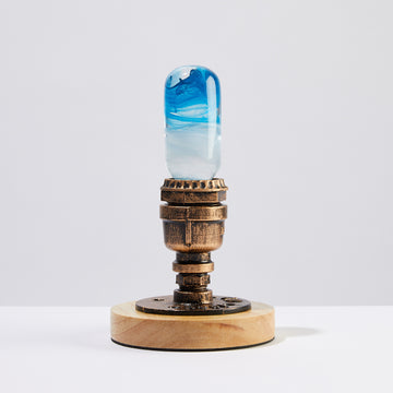 Blue - LED Lamp