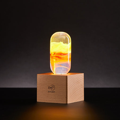 Table Lamp - Flame