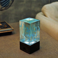 Resin table decor - Ocean