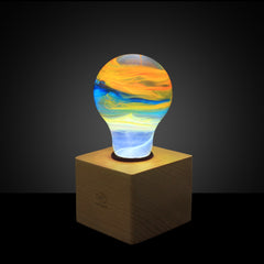 EP LIGHT LED Lights, Unique Gifts - Solar System Table Lamp