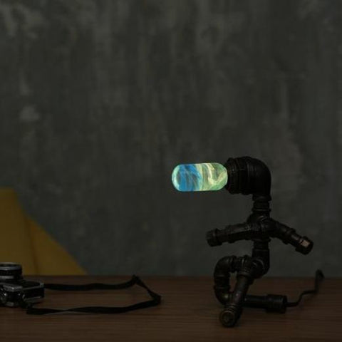 creative table lamp eplight
