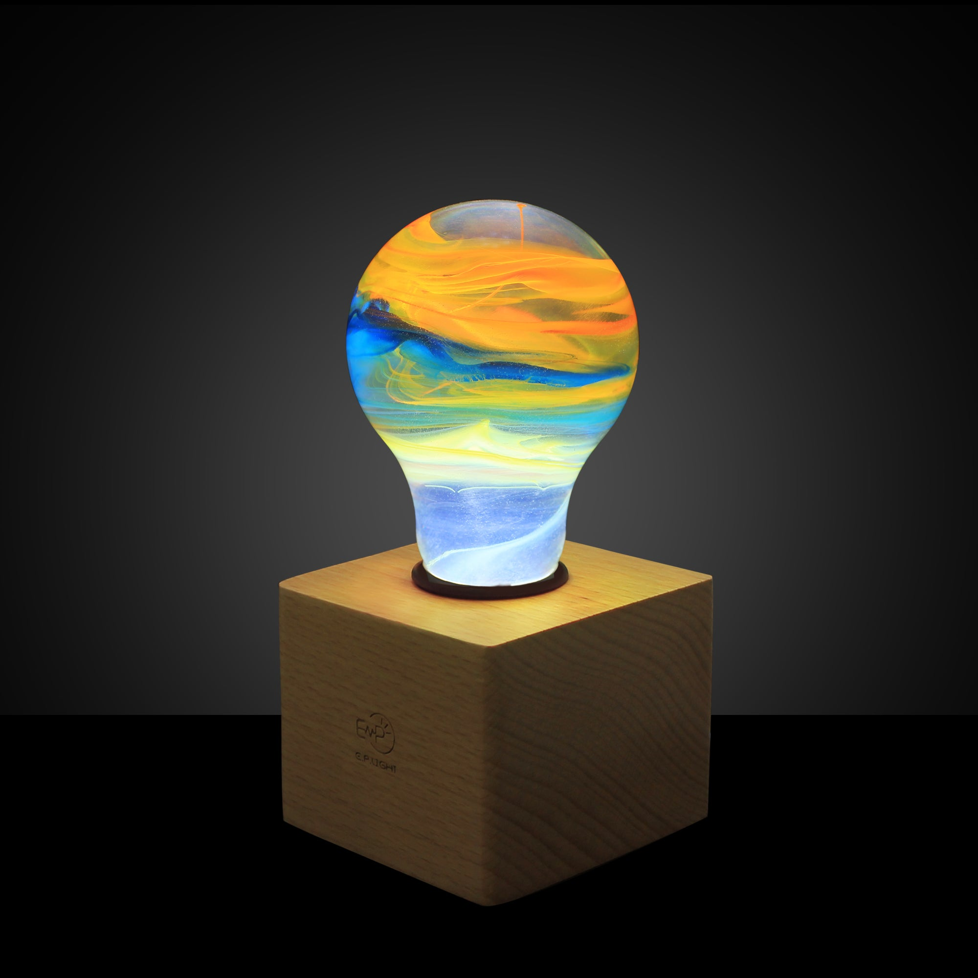 Table Lamp - Solar Systeam