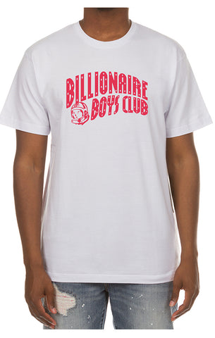 BILLIONAIRE BOYS CLUB Arch Tee | White