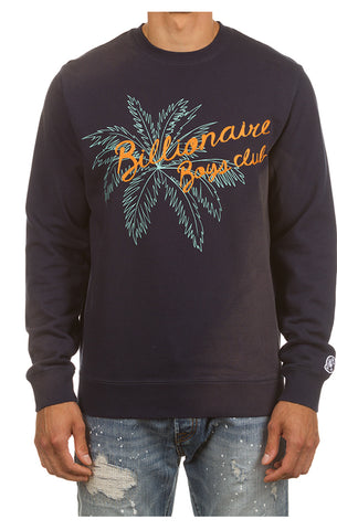 BILLIONAIRE BOYS CLUB Topia Crew | Navy